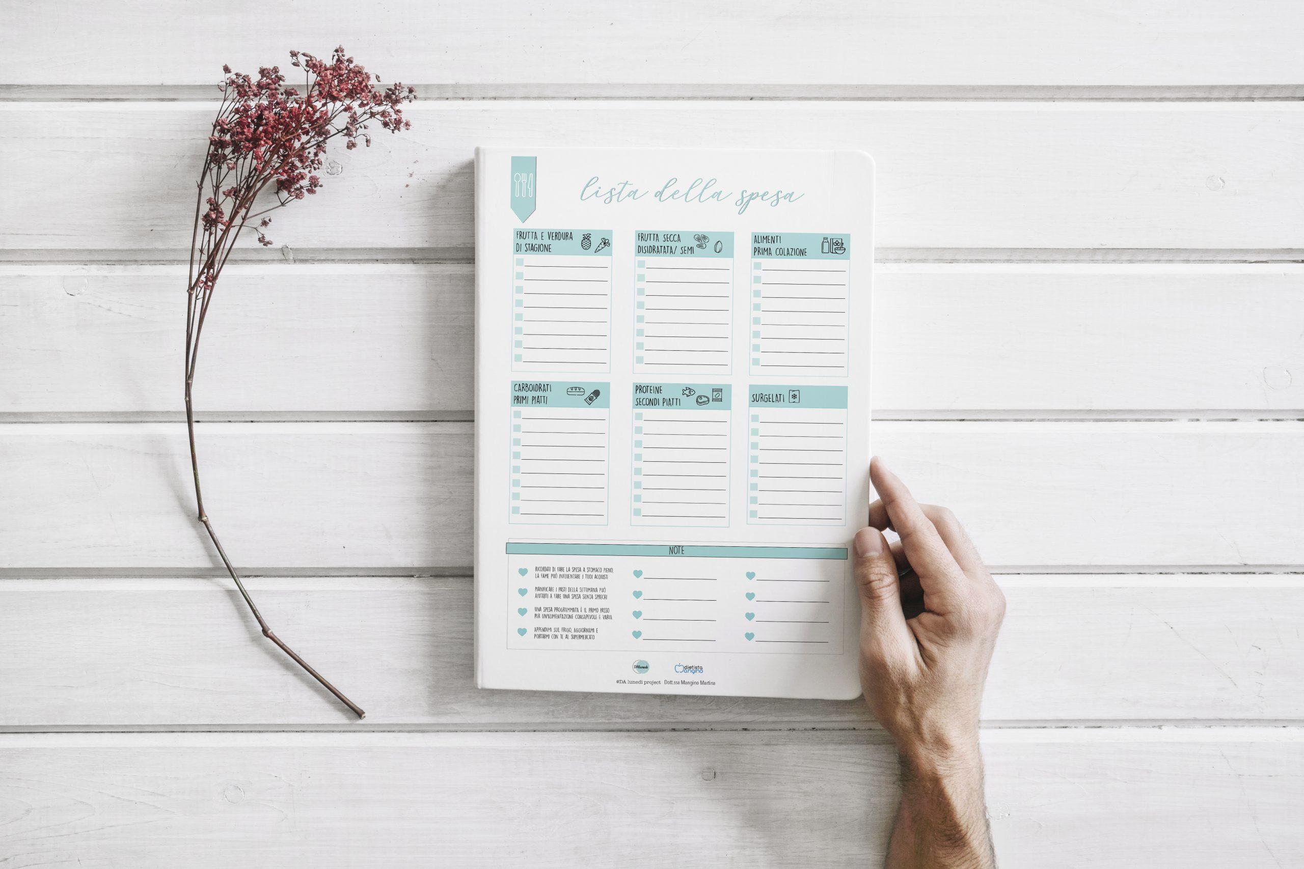 You are currently viewing Come fare una spesa consapevole: lista della spesa e consigli